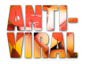 Antiviral antibiotics