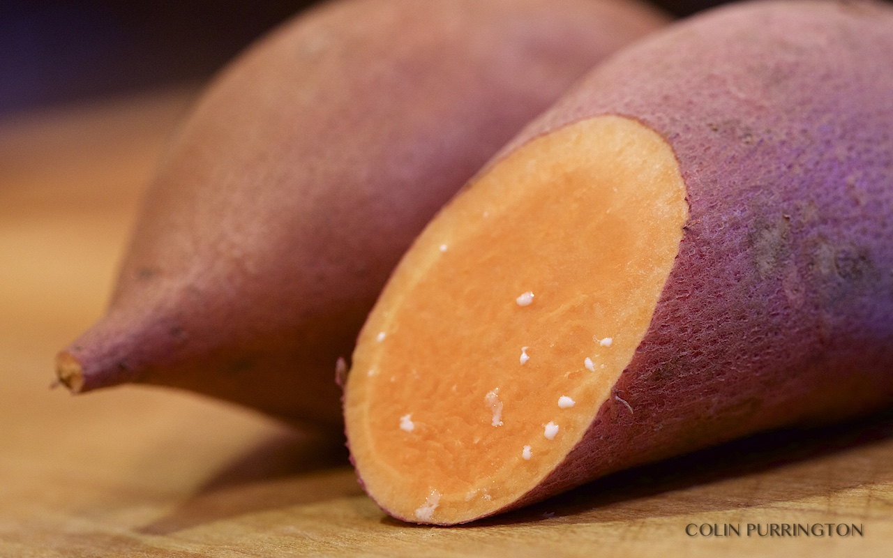 Yams versus sweet potatoes - Colin Purrington