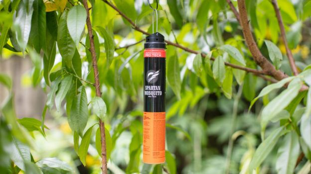 Spartan Mosquito Pro Tech in tree